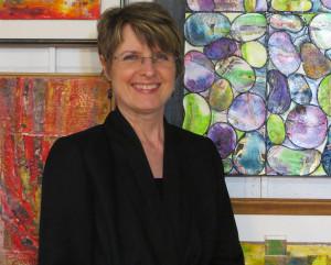 Image of artist Janet Fox.